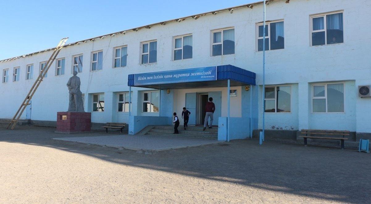 Школа, в которой случилось ЧП