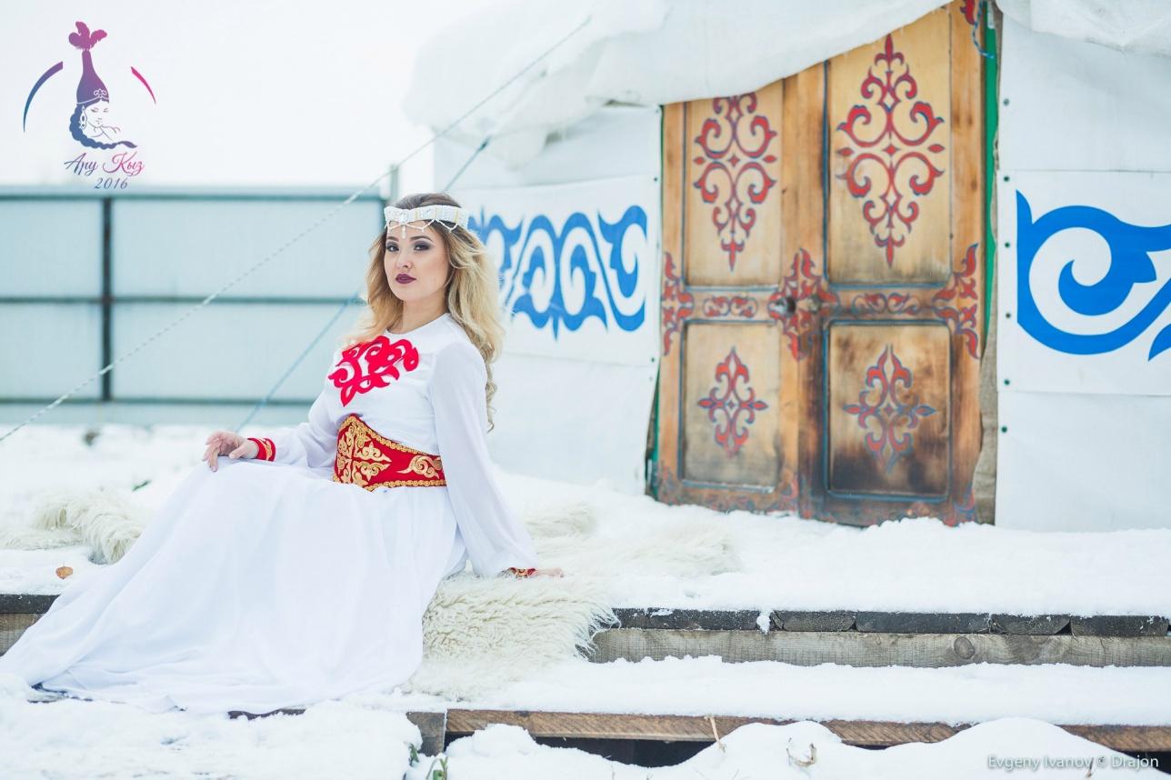 Алия Смагулова стала первой вице-мисс конкурса
