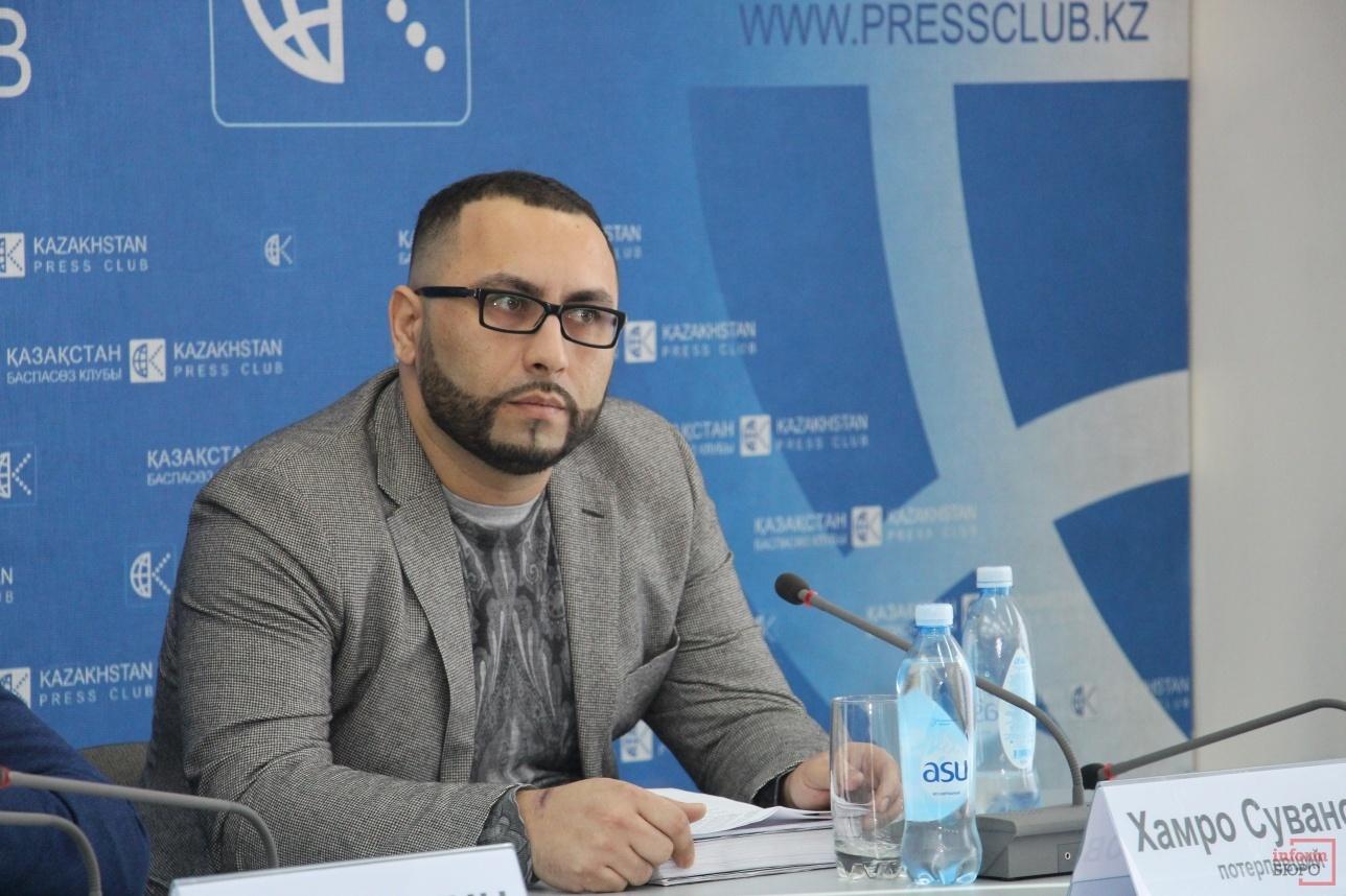 Хамро Суванов