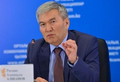 Доктор экономических наук Рахман Алшанов