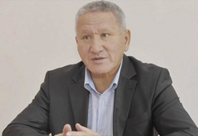 Доктор политических наук, профессор Сайын Борбасов