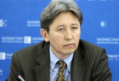 Вице-президент Независимой Ассоциации предпринимателей РК Тимур Назханов