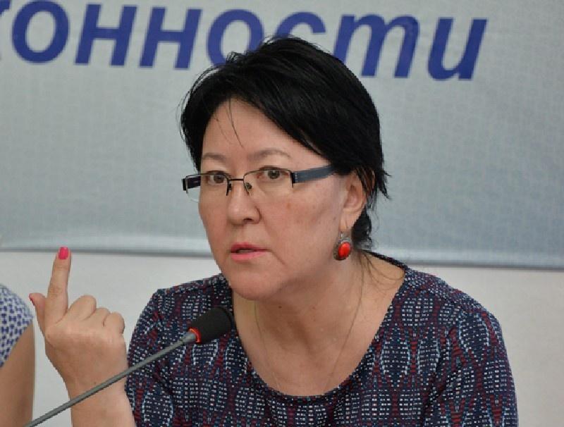 Маргарита Ускембаева