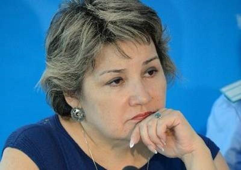 Зульфия Байсакова