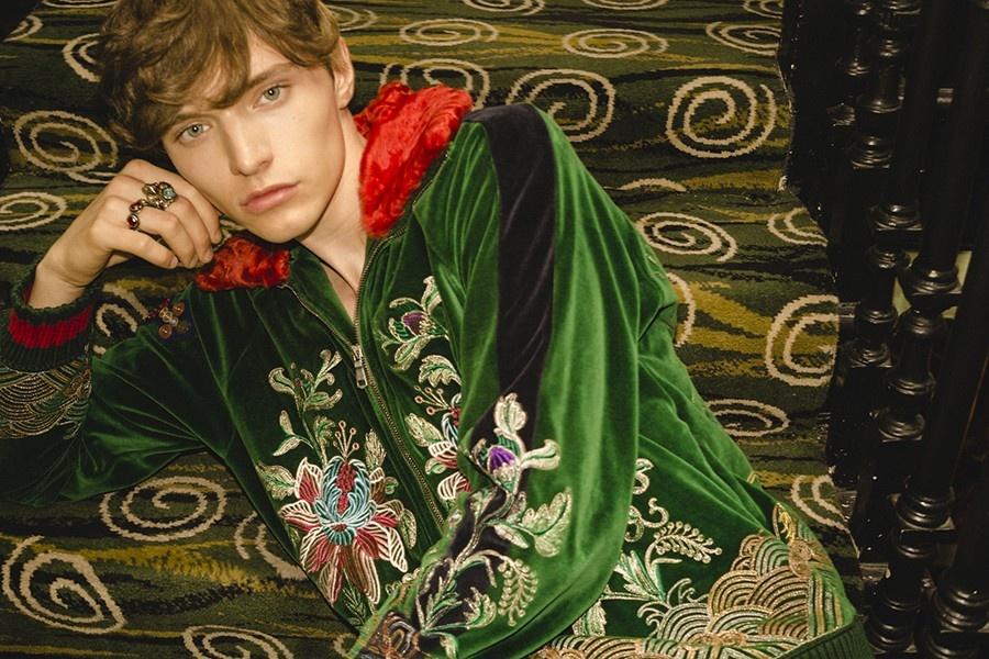 Александр Реймер давно работает в модельном бизнесе