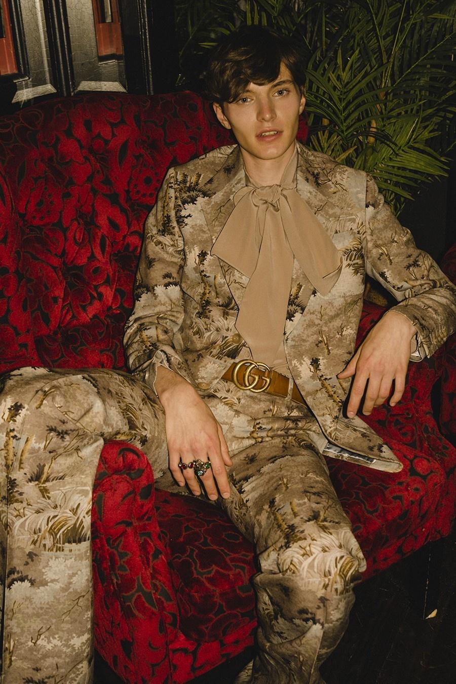 Коллекция Gucci осень/зима 2016