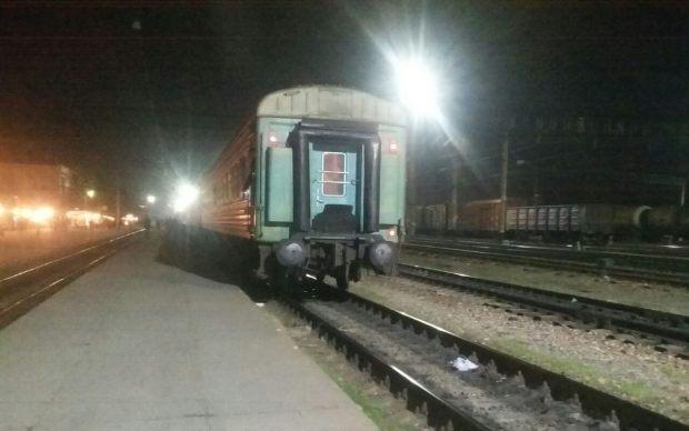 В поезде обнаружены ящики с повышенным радиоактивным фоном