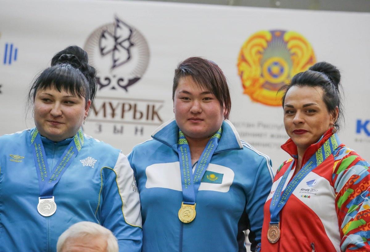 На последнем чемпионате Казахстана Надежда Ногай победила саму Светлану Подобедову