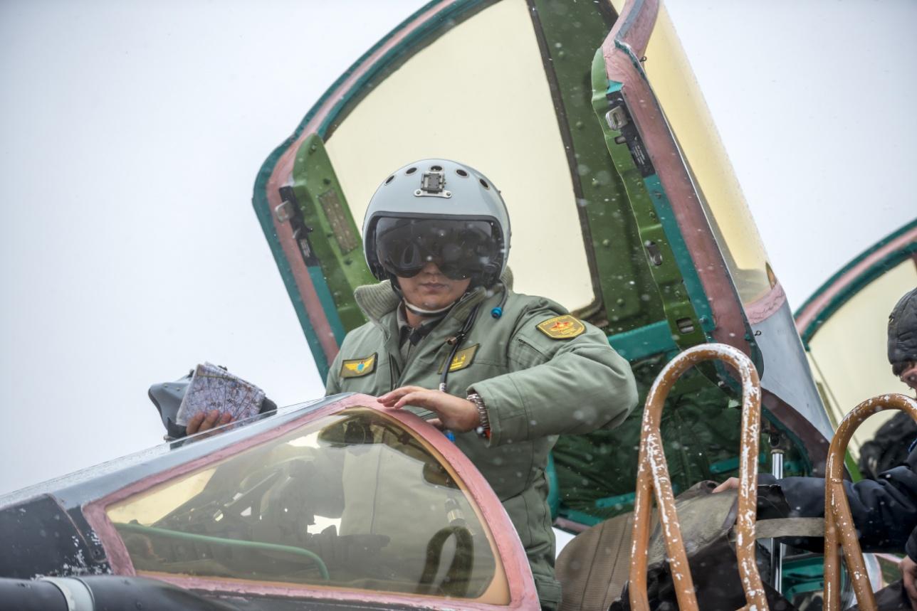 Вылет МиГ-31 завершён