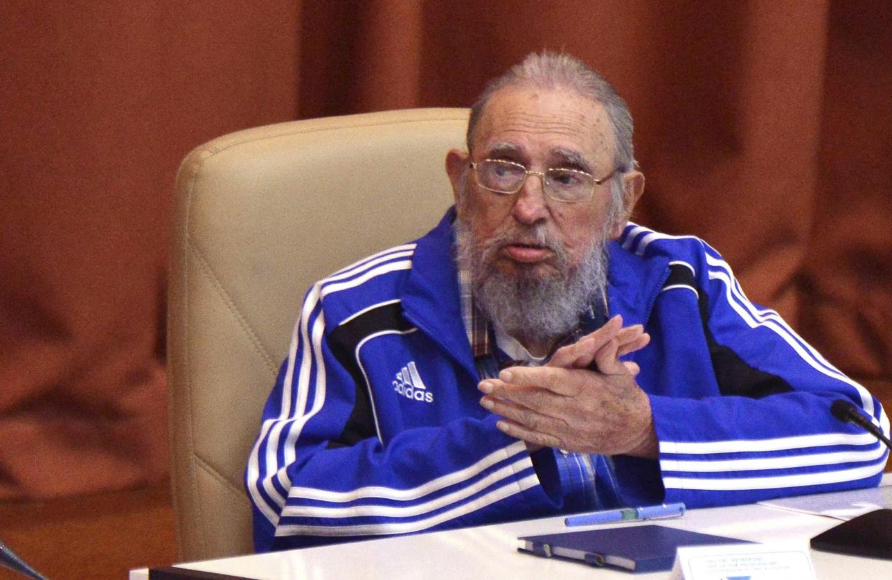 Фидель Кастро умер в возрасте 90 лет