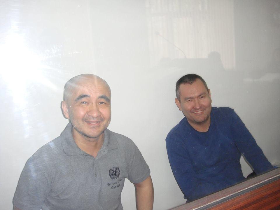 Аян и Бокаев считают приговор суда - победой