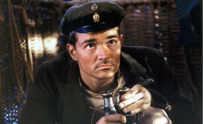 Егор Бероев в роли Фандорина в «Турецком гамбите» (2005)