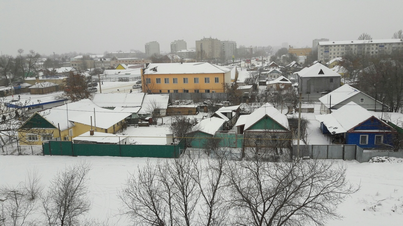 Горожан просят помочь очистить улицы от снега