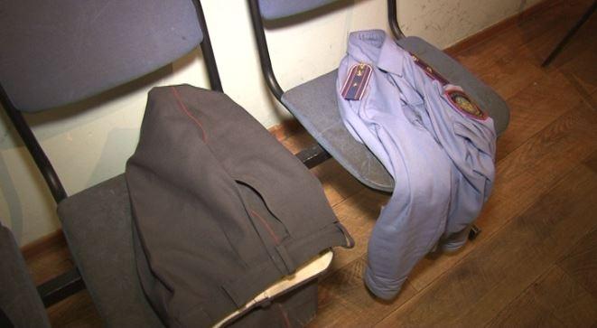 Форму лже-майора изъяли полицейские Шымкента