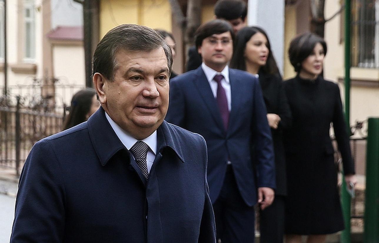 Шавкат Мирзиёев стал вторым президентом Узбекистана