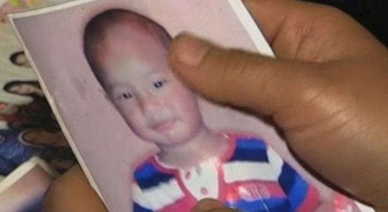 Мама семь месяцев ищет двухлетнего Увайса, которого забрал отец