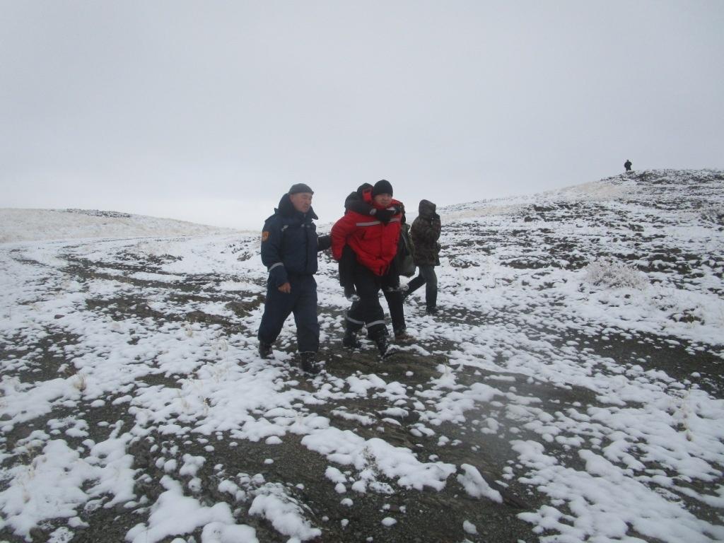 Геолог пропал 6 декабря