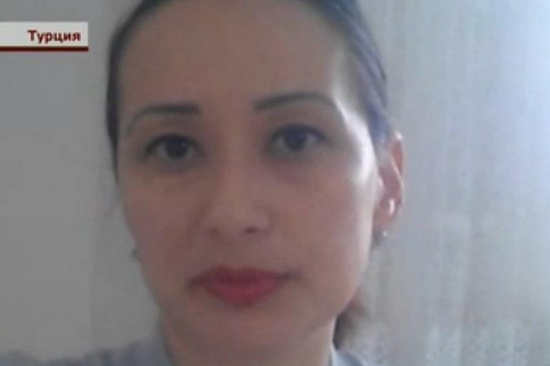Гульназ Рысова из Уральска два года живёт в Стамбуле