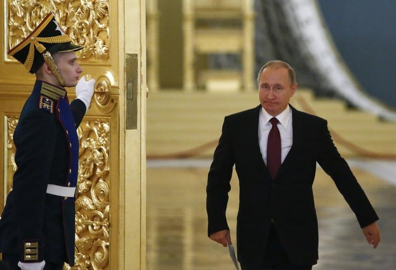 Президент России вновь назван самым влиятельным человеком