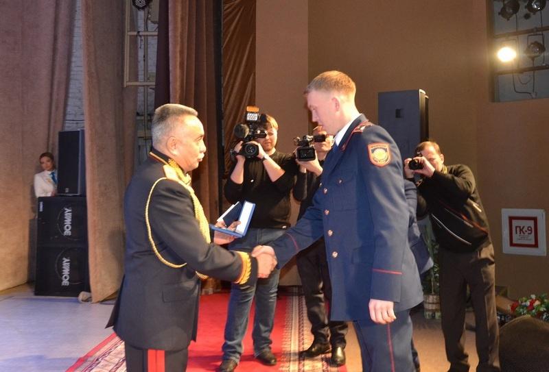 Юлий стал единственным человеком в СКО, получившим медаль за геройский поступок