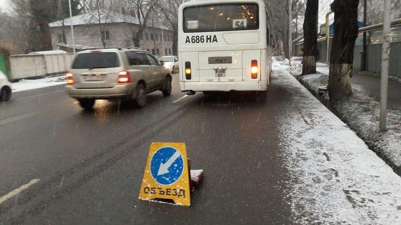 В момент аварии в салоне автобуса находились пассажиры