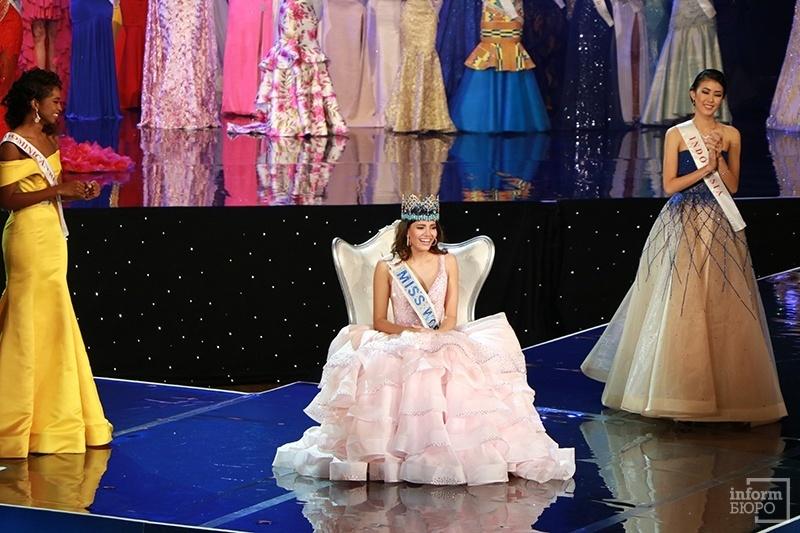 Пуэрториканка стала первой красавицей из 117 участниц