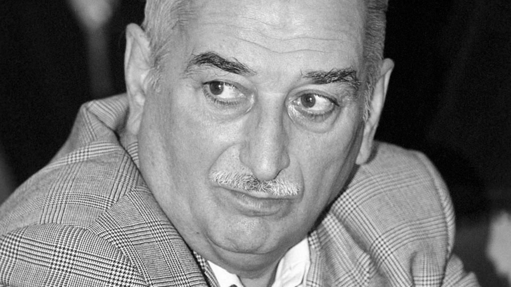 Внук Сталина Евгений Джугашвили