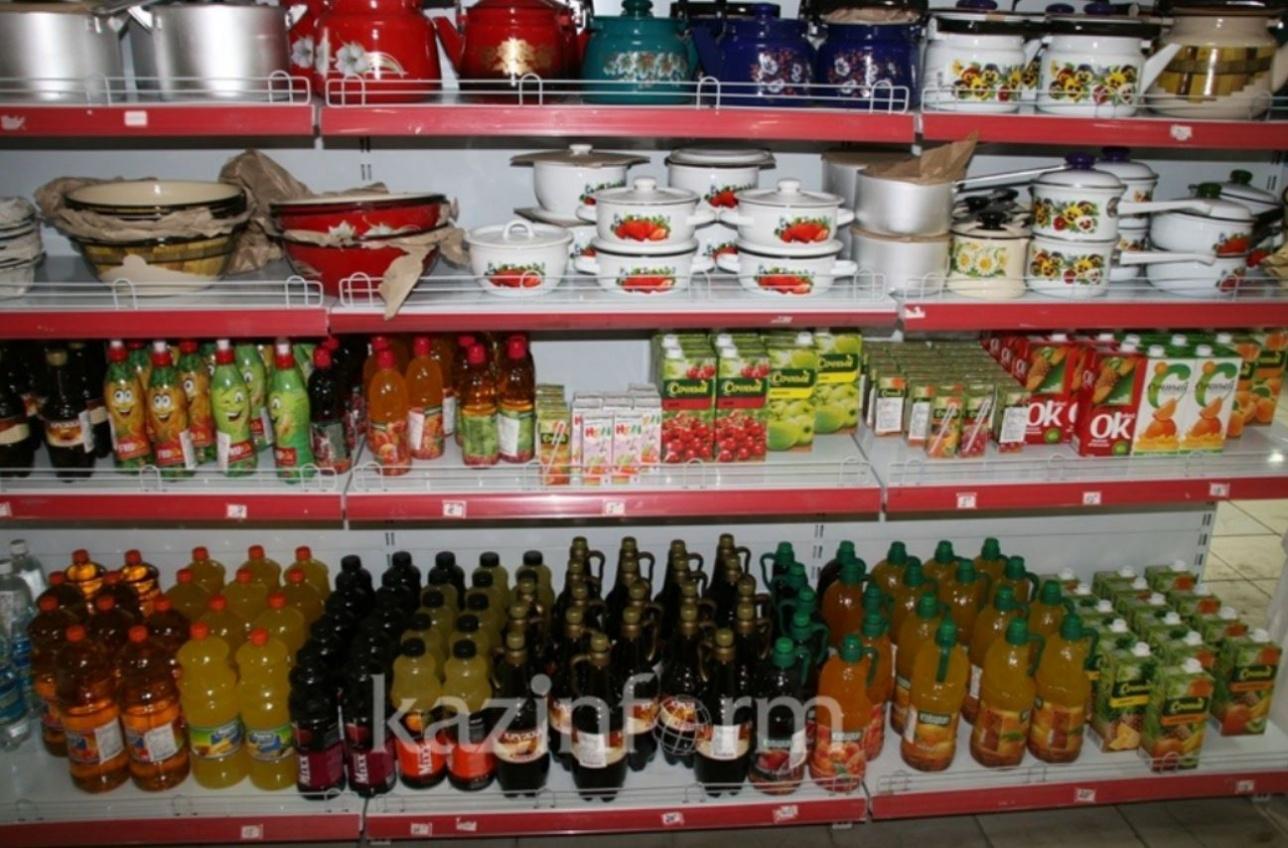 Казахи в Китае быстро скупают продукты из РК