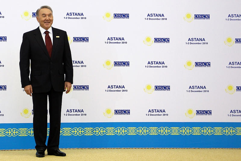 Саммит ОБСЕ в Астане