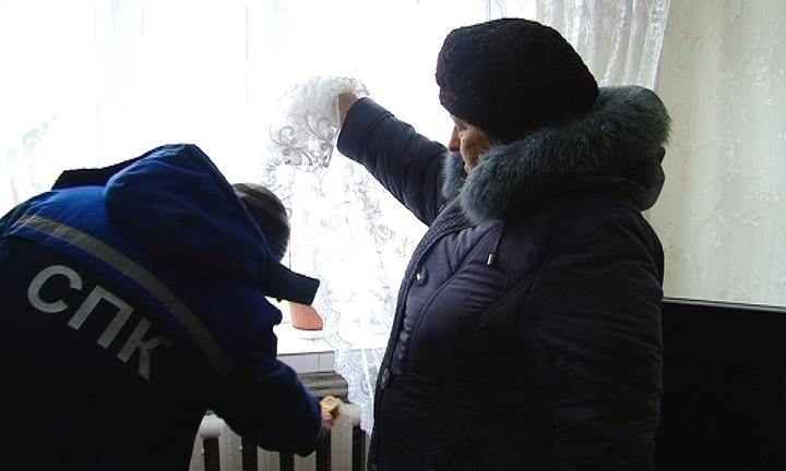 Жители Темиртау не снимают дома верхнюю одежду
