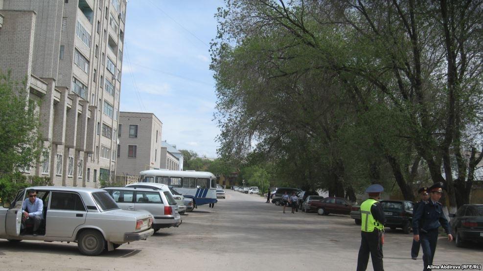 Район актюбинского ДКНБ