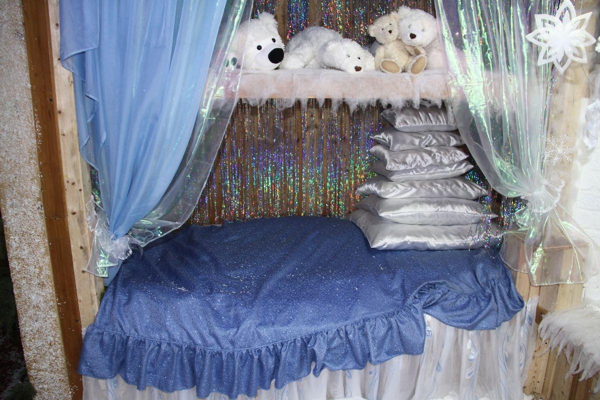 Резиденция Деда Мороза в ВКО
