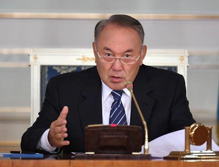Нурсултан Назарбаев в 2014 году заявил о реорганизации правительства