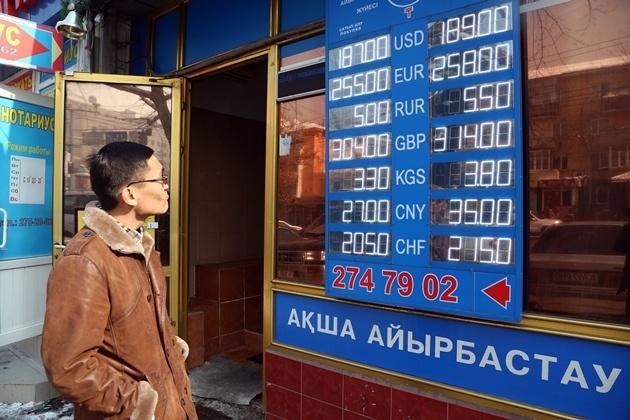 Девальвация в Казахстане