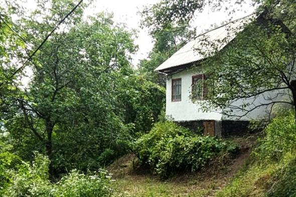 Самый дешёвый дом в алматинских горах