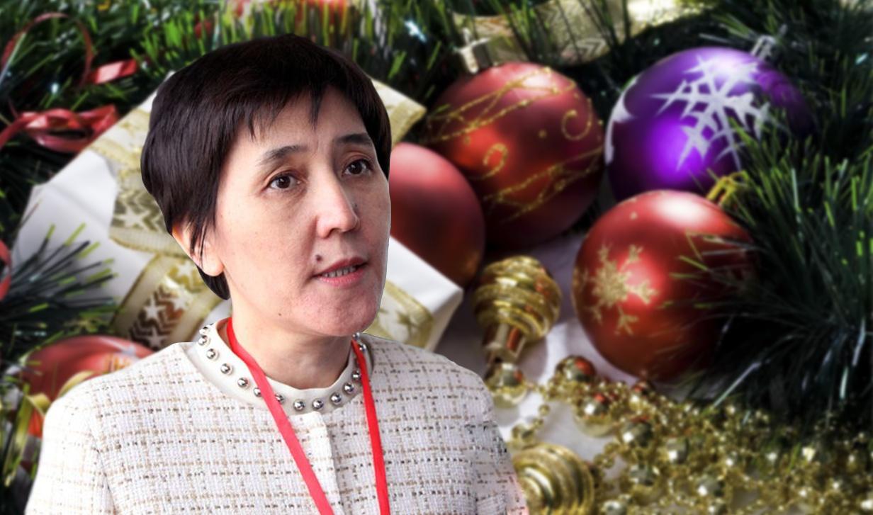 Тамара Дуйсенова поведала, что будет рада любому подарку