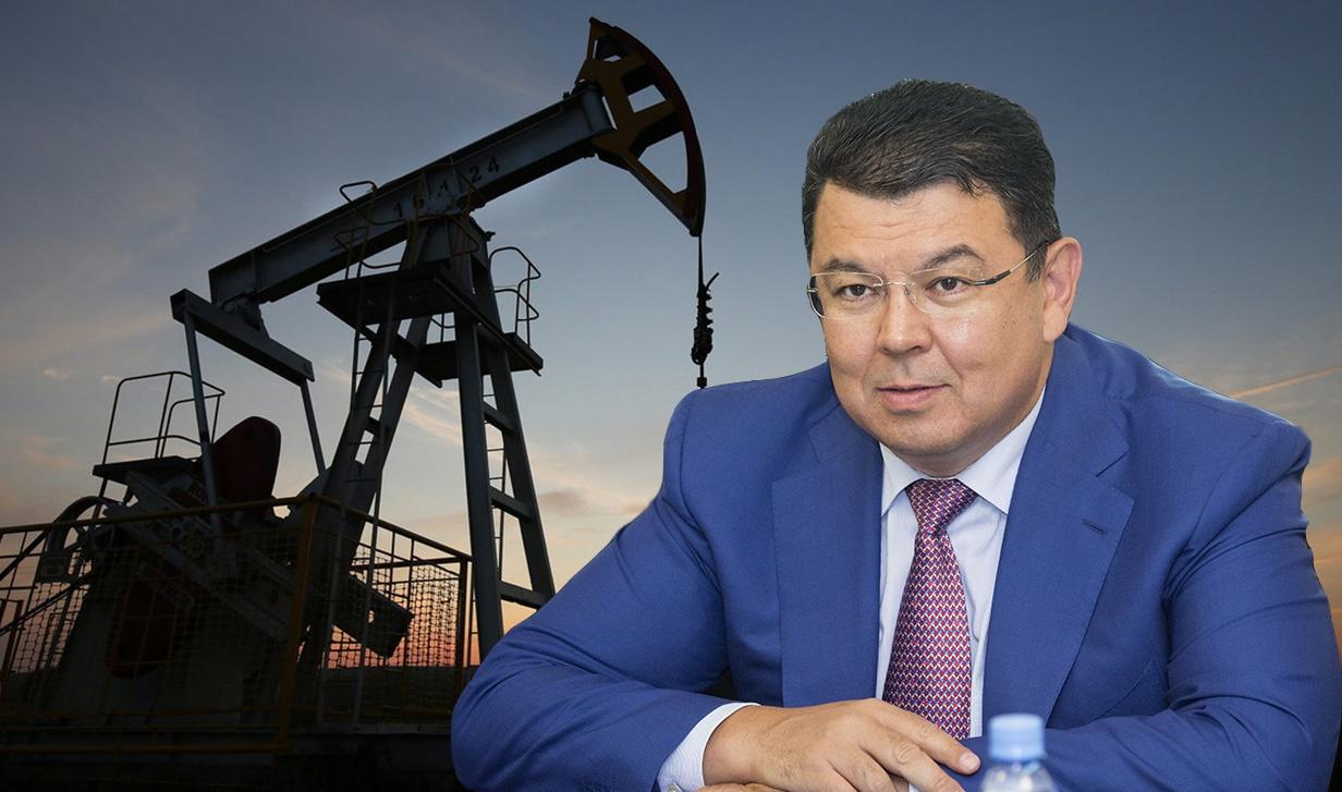 Канат Бозумбаев мечтает глобально