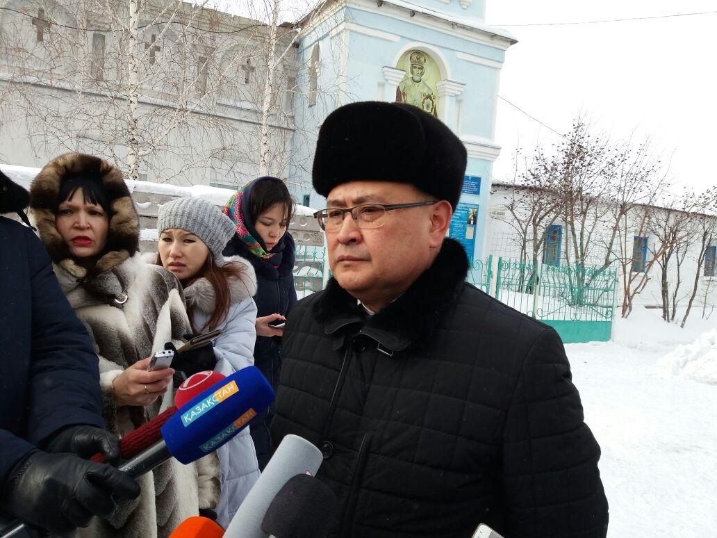 Аким Шахтинска Сержан Аймаков