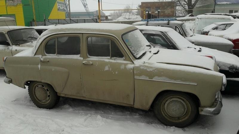 В Уральске в утиль сдали более 300 старых авто