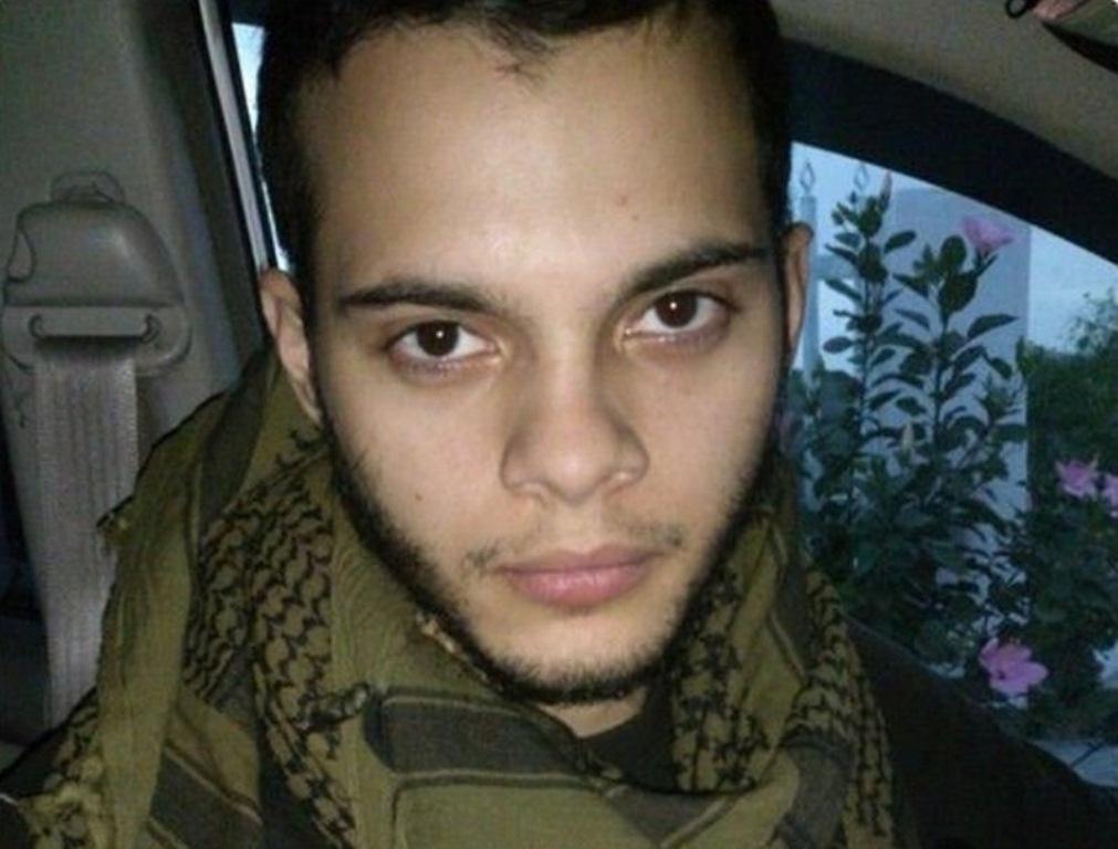 Эстебан Сантьяго служил в Ираке