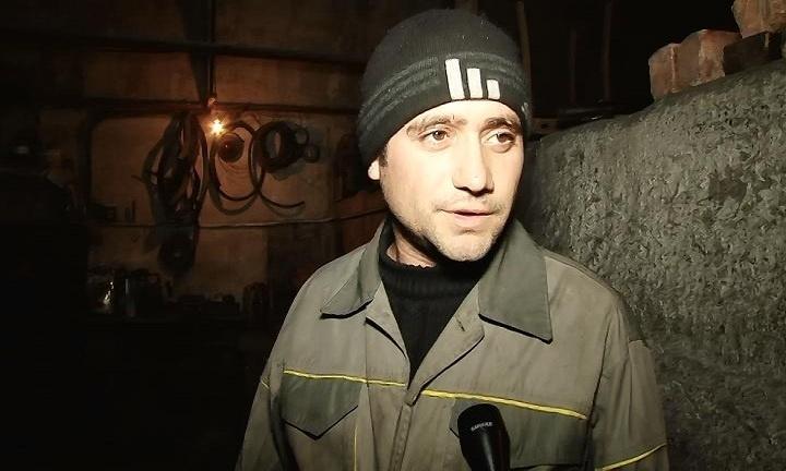 Кочегар Павел Иванченко боится работать