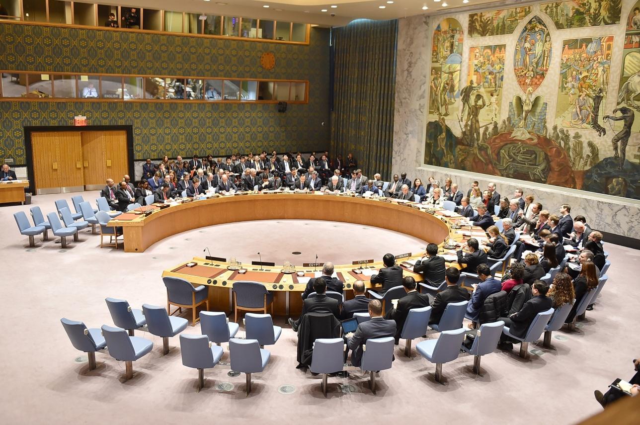 Казахстан принял участие в дебатах Совбеза ООН в качестве непостоянного члена