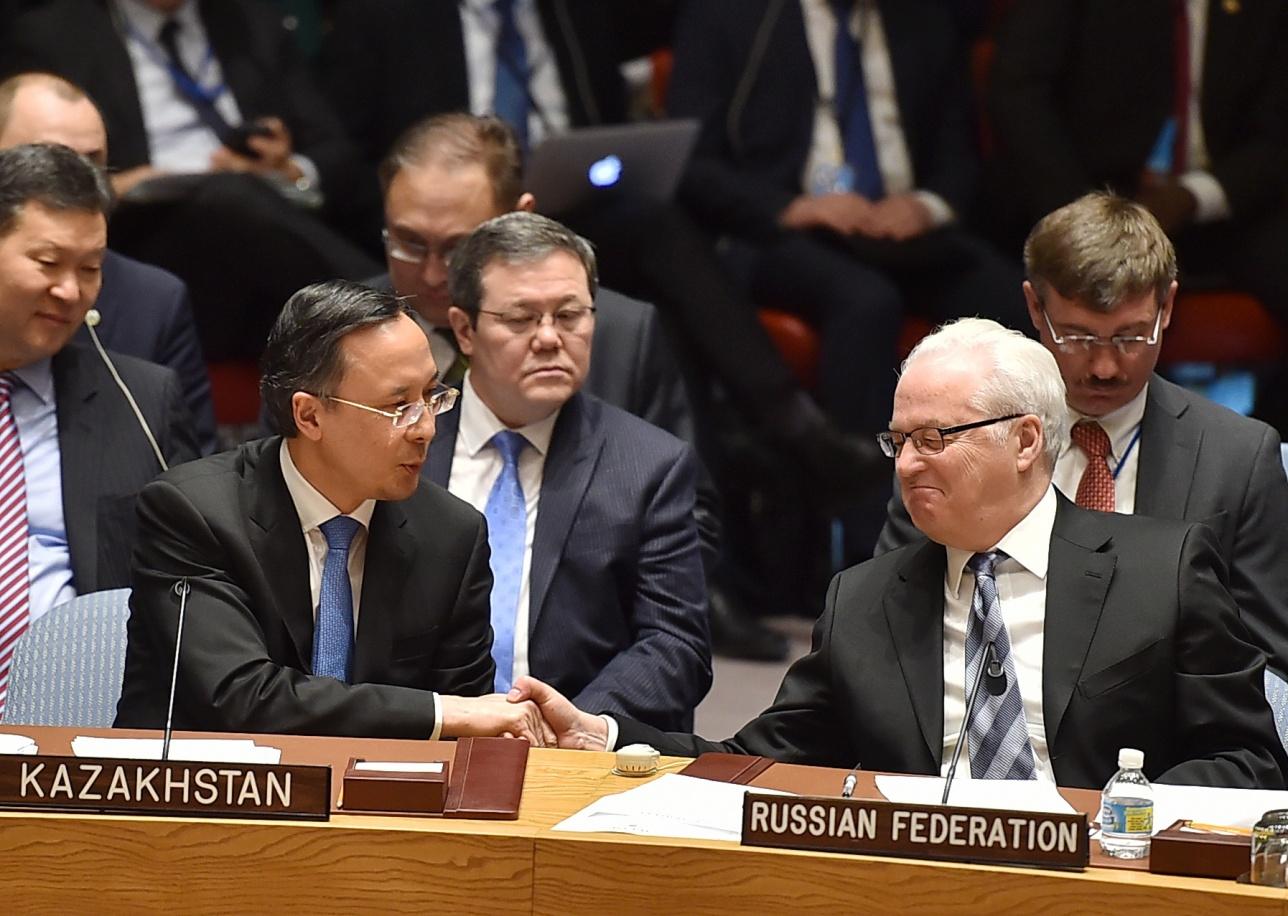 Дебаты Совбеза ООН прошли 10 января в Нью-Йорке