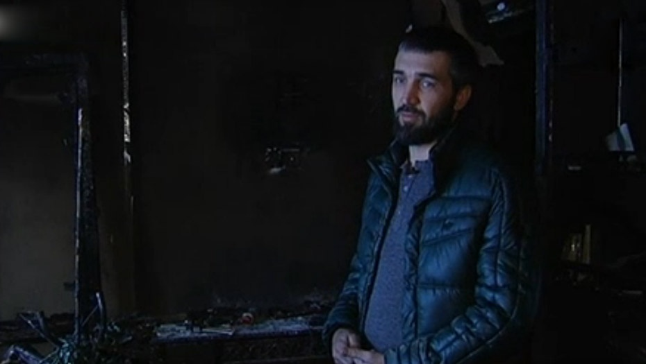 Житель Астаны рад, что во время взрыва был с семьей в отъезде