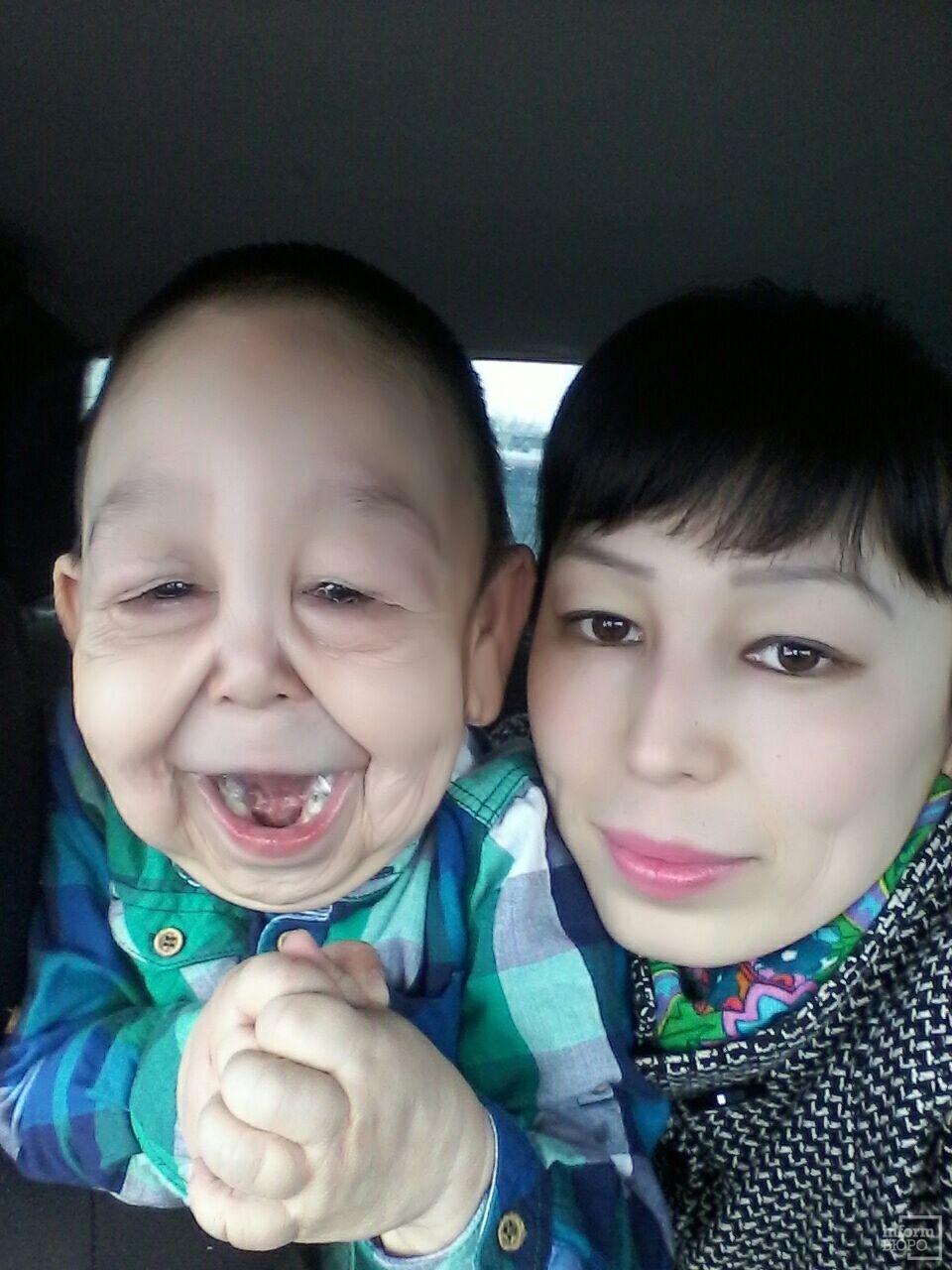 Мальчик ещё не понимает, что его болезнь неизлечима