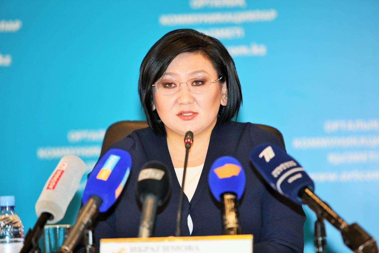Ляззат Избрагимова