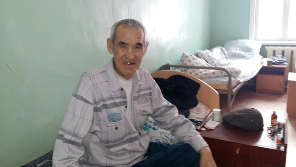 Рустем Жакупов ждёт своих детей