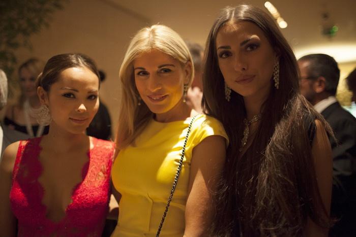 Тогжан Избасарову замечали на модных европейских вечеринках