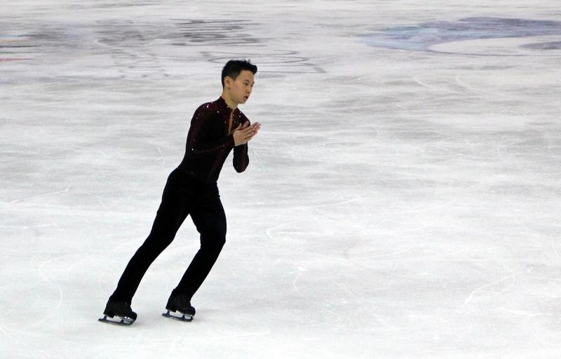 Денис Тен принёс десятое золото в копилку Казахстана