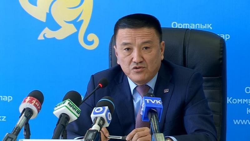 Председатель областного суда ЮКО Нурсерик Шарипов рассказал о проштрафившемся коллеге